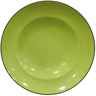 Waechtersbach Duo Mint Soup Plates (Set of 4)