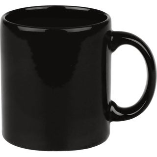 Waechtersbach Fun Factory Black Mugs (Pack of 4)