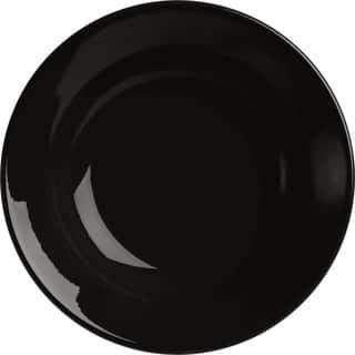 Waechtersbach Fun Factory Black Soup Plates (Set of 4)|https://ak1.ostkcdn.com/images/products/5913053/P13616489.jpg?impolicy=medium