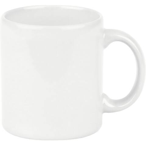 Waechtersbach Fun Factory White Mugs (Set of 4)