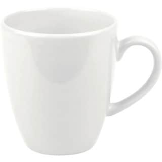 Waechtersbach Fun Factory White Jumbo Cafe Latte Cups (Set of 4)