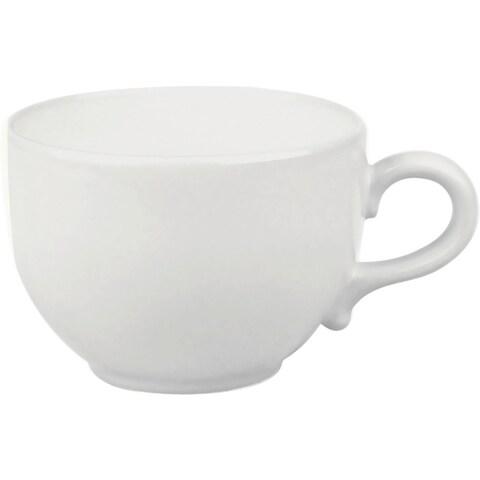 Waechtersbach Fun Factory White Jumbo Cups (Set of 4)