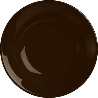 Waechtersbach Fun Factory Chocolate Soup Plates (Pack of 4)