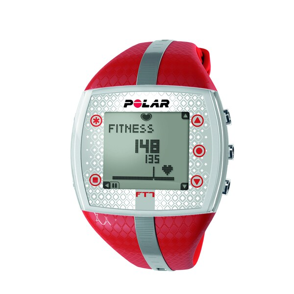 Polar Women's FT7 Red Heart Rate Monitor
