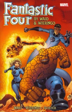 Fantastic Four: Ultimate Collection 3 (Paperback)