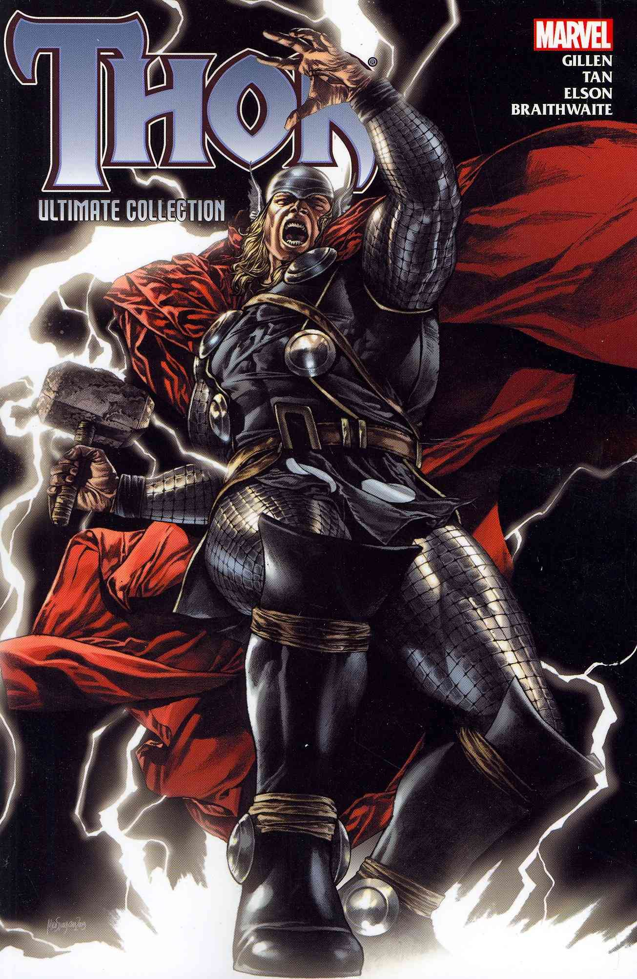 Thor Ultimate Collection (Paperback)