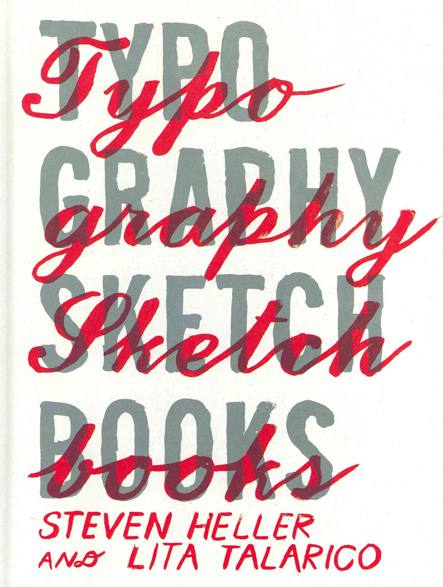 Typography Sketchbooks (Hardcover)