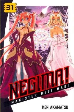 Negima! 31: Magister Negi Magi (Paperback)