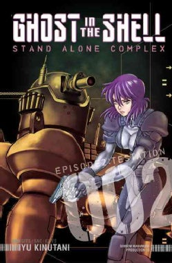 Ghost in the Shell Stand Alone Complex 2: Testation (Paperback)