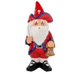Philadelphia Phillies 11-inch Thematic Garden Gnome - Thumbnail 2