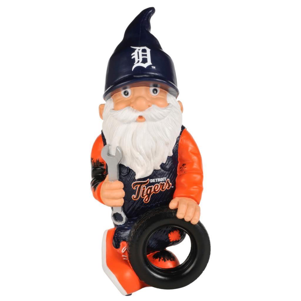 Detroit Tigers 11-inch Thematic Garden Gnome