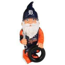 Detroit Tigers 11-inch Thematic Garden Gnome - Thumbnail 1
