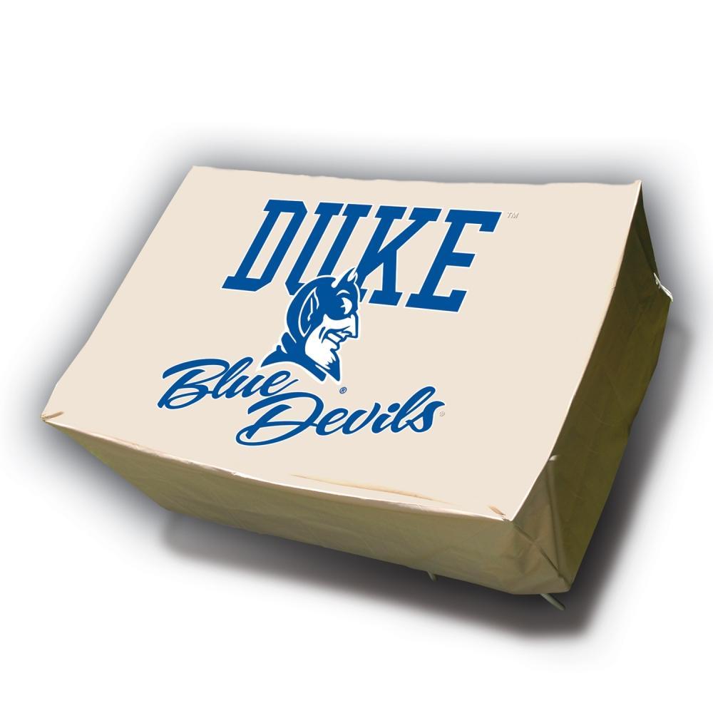 NCAA Duke Blue Devils Rectangle Patio Set Table Cover