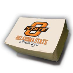 NCAA Oklahoma State Cowboys Rectangle Patio Set Table Cover