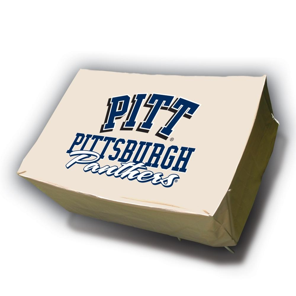 Ncaa Pittsburgh Panthers Rectangle Patio Set Table Cover