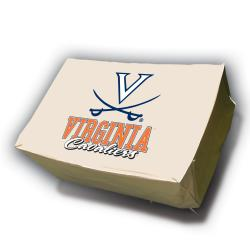 Virginia Cavaliers Rectangle Patio Set Table Cover - Thumbnail 2