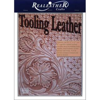Silver Creek 8.5 X11 Natural Mid-Weight Tooling Leather
