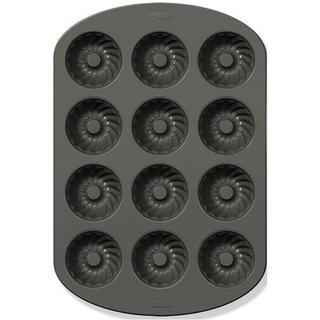 Mini Fluted Classic 12-cavity Muffin Pan