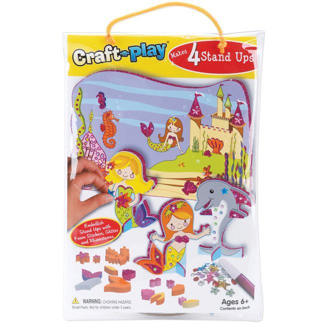 Craft 'n Play Stand Up Under Sea Activity Kit