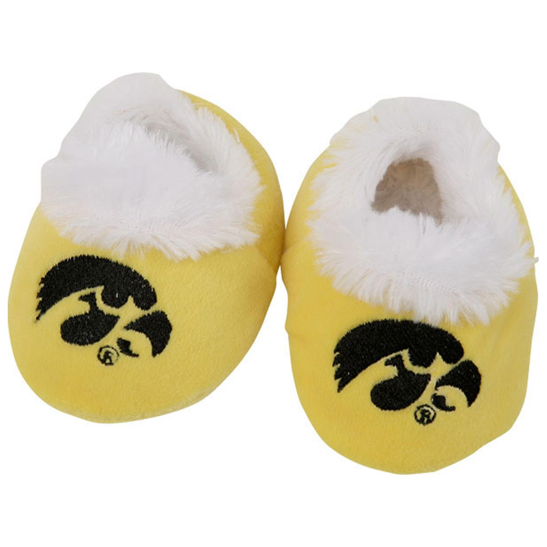 Iowa Hawkeyes Baby Bootie Slippers - Thumbnail 0