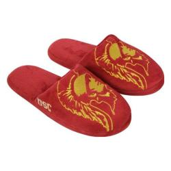NCAA USC Trojans Big Logo Slippers