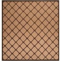 Woven Dorchester Indoor/Outdoor Geometric Area Rug - 7'6