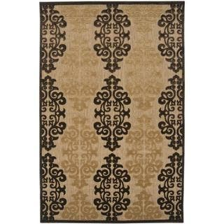 Woven Fenway Natural Indoor/Outdoor Damask Print Rug (8'8 x 12')|https://ak1.ostkcdn.com/images/products/5916099/P13619112.jpg?impolicy=medium