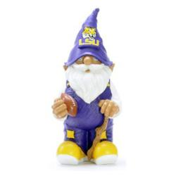 LSU Tigers 11-inch Garden Gnome - Thumbnail 1