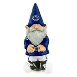 Penn State Nittany Lions 11 Inch Garden Gnome Free