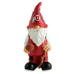 Forever Collectibles Utah Utes 11-inch Garden Gnome - Thumbnail 1