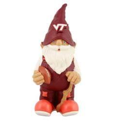 Virginia Tech Hokies 11-inch Garden Gnome - Thumbnail 1