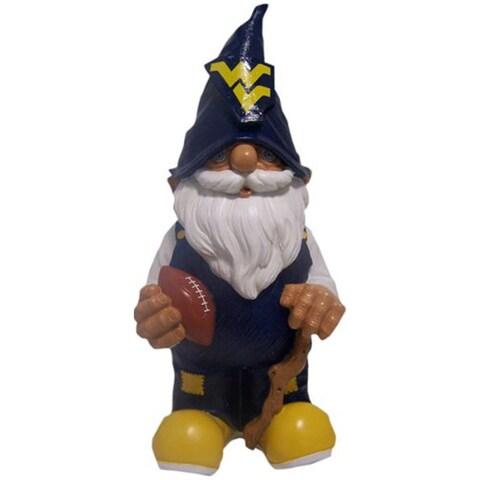 West Virginia Mountaineers 11-inch Garden Gnome