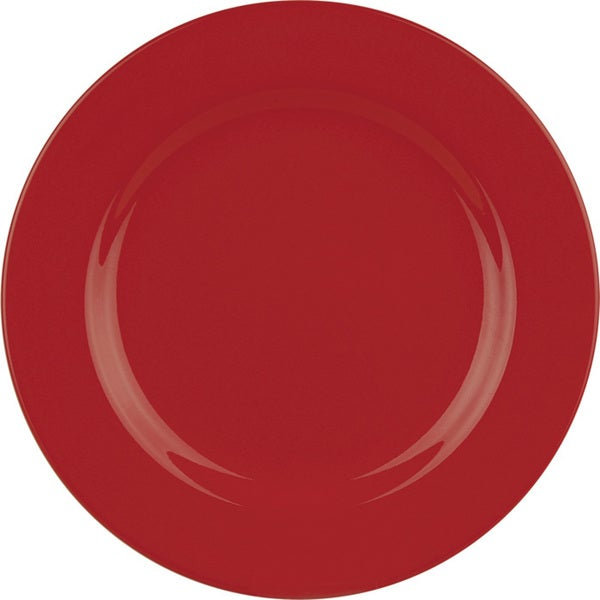 Waechtersbach Fun Factory Red Dinner Plates (Set of 4)  sc 1 st  Overstock.com & Waechtersbach Fun Factory Red Dinner Plates (Set of 4) - Free ...