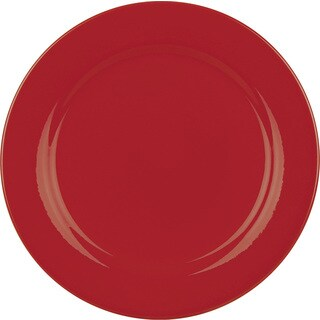 Waechtersbach Fun Factory Red Salad Plates (Set of 4)