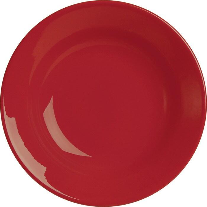 Waechtersbach Weachtersbach Fun Factory Red Soup Plates (...