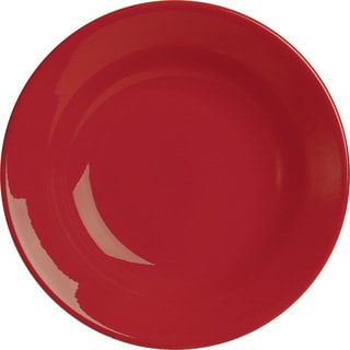 Weachtersbach Fun Factory Red Soup Plates (Set of 4)
