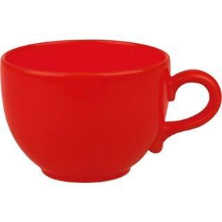 Waechtersbach Fun Factory Red Jumbo Cups (Set of 4)