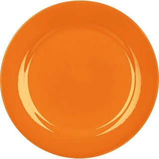 Waechtersbach Fun Factory Orange Salad Plates (Set of 4)