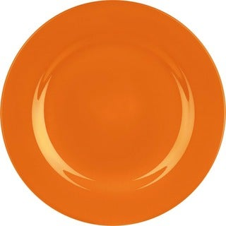 Waechtersbach Fun Factory Orange Dinner Plates (Set of 4)  sc 1 st  Overstock & Top Product Reviews for Waechtersbach Fun Factory Orange Dinner ...
