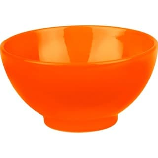 Waechtersbach Orange Soup/ Cereal Bowls (Set of 4)