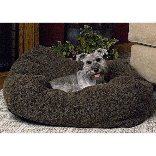 Shop K Amp H Manufacturing Cuddle Cube Small Pet Bed Free