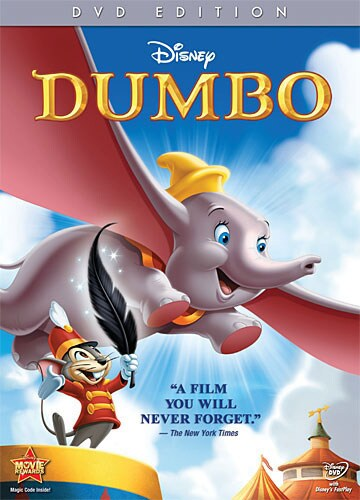 Dumbo (70th Anniversary Edition) (DVD) - Thumbnail 0