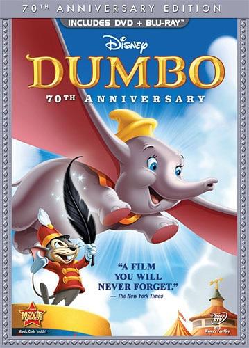 Dumbo (70th Anniversary Edition) (Blu-ray/DVD)