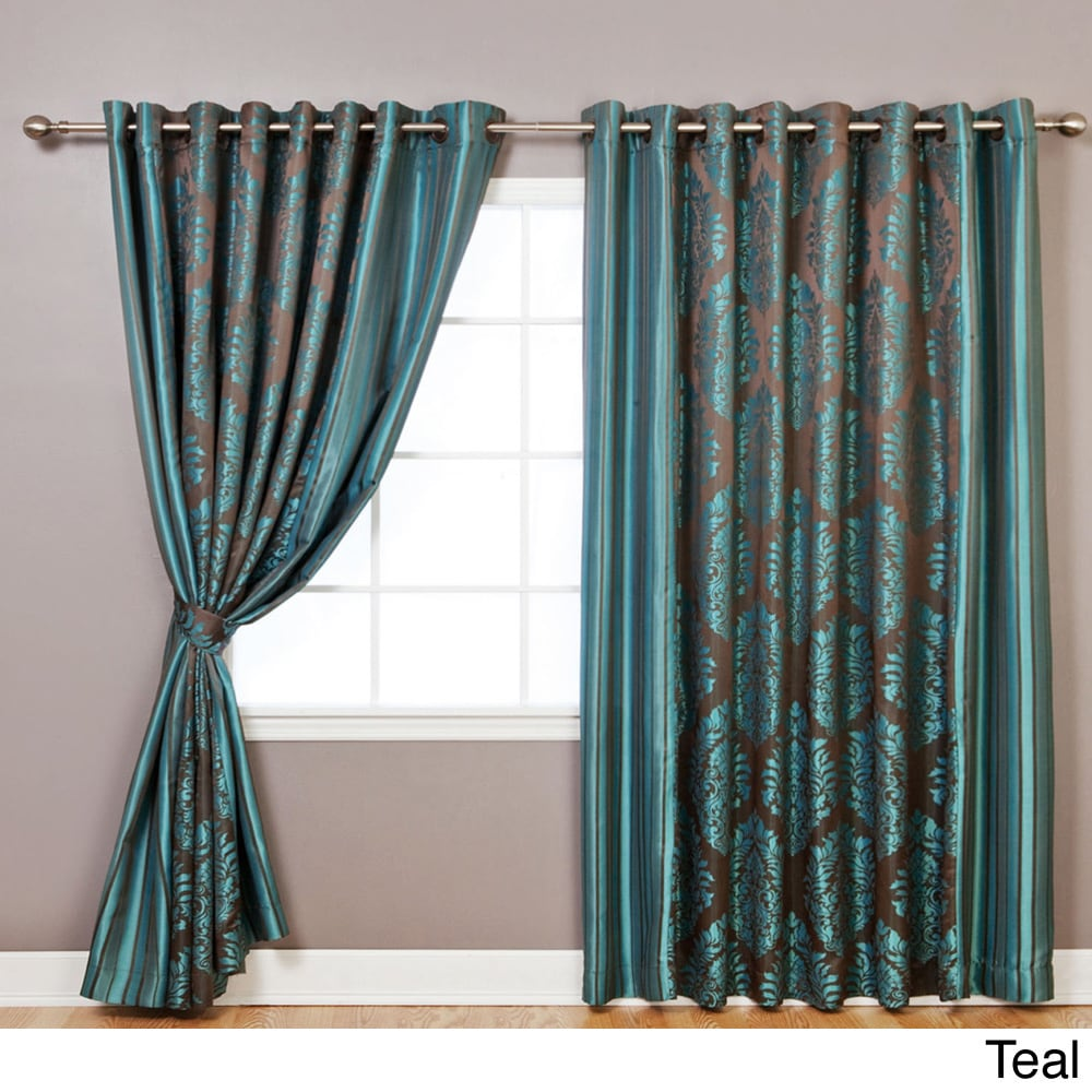 elegant living of window white item curtains the twice track curtain width blue pole plaid for or drapes room and chenille valance study luxury
