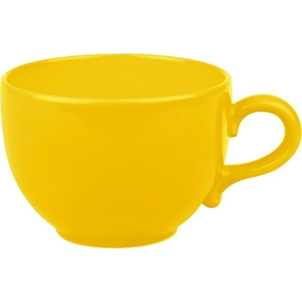 Waechtersbach Fun Factory Buttercup Jumbo Cups (Set of 4)