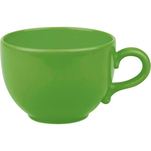Green Microwave Safe Coffee Mugs