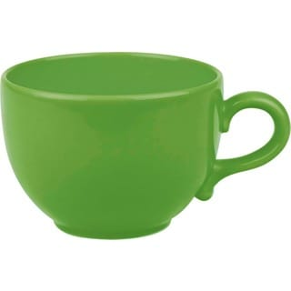 Waechtersbach Fun Factory Green Apple Jumbo Cups (Set of 4)