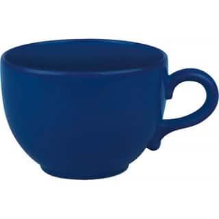 Waechtersbach Fun Factory Royal Blue Jumbo Cups Set Of 4