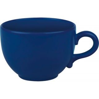 Link to Waechtersbach Fun Factory Royal Blue Jumbo Cups (Set of 4) Similar Items in Dinnerware