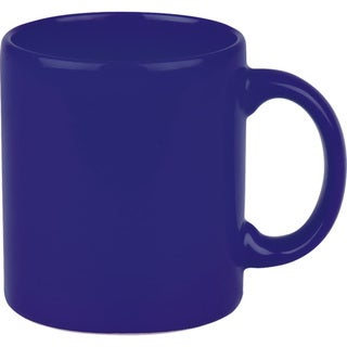 Link to Waechtersbach Fun Factory Royal Blue Mugs (Set of 4) Similar Items in Dinnerware